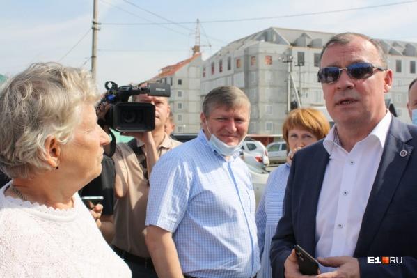 Алексей Орлов пообещал подрядчику помочь решить проблемы с МУГИСО