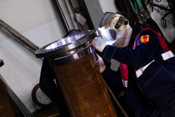 ЗаводReinnolC производит теплообменное оборудование, технические емкости и многое другое