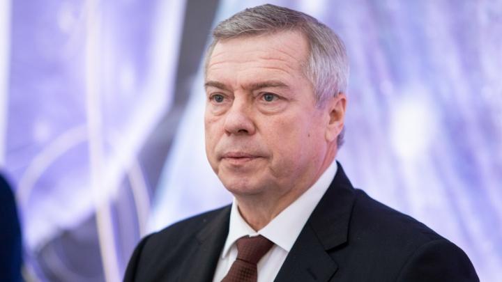 Доход губернатора Ростовской области упал в кризисном 2020 году