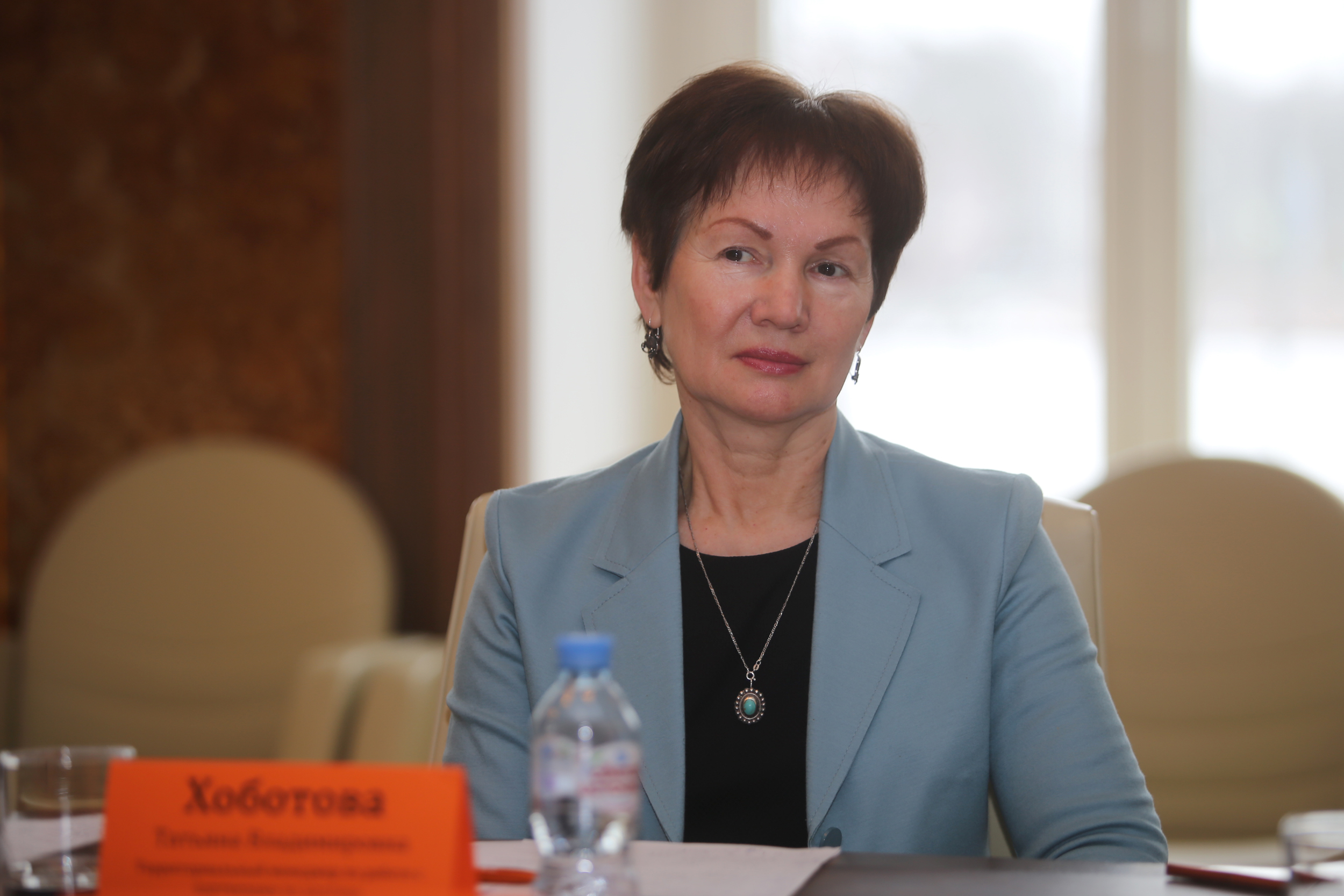 Татьяна Хоботова, территориальный менеджер по работе с партнерами по ипотеке Северо-Западного филиала банка «Открытие»