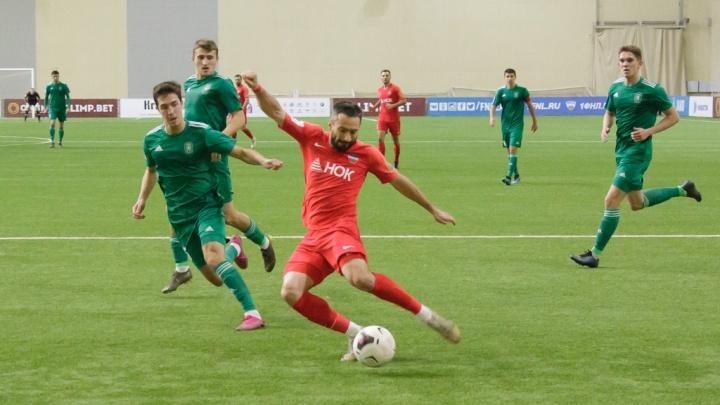 У красноярского футбольного «Енисея» отбирают 7,4 миллиона рублей за неудачный сезон