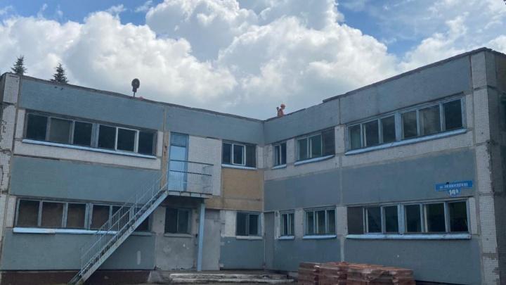 «Деньги получили, но мало»: что происходит с крышей новокузнецкой школы после прямой линии Путина