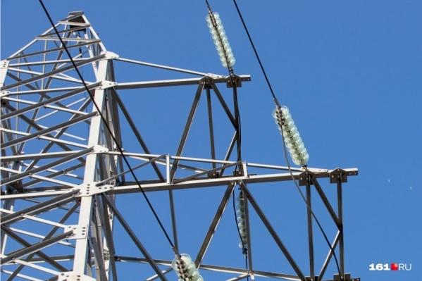 Отключать электричество будут по всему городу