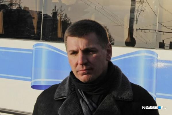 Перед тем как возглавить «Омскоблавтотранс», Алексей Мартыненко два года работал директором департамента транспорта