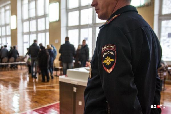 Правоохранители будут работать в единый день голосования