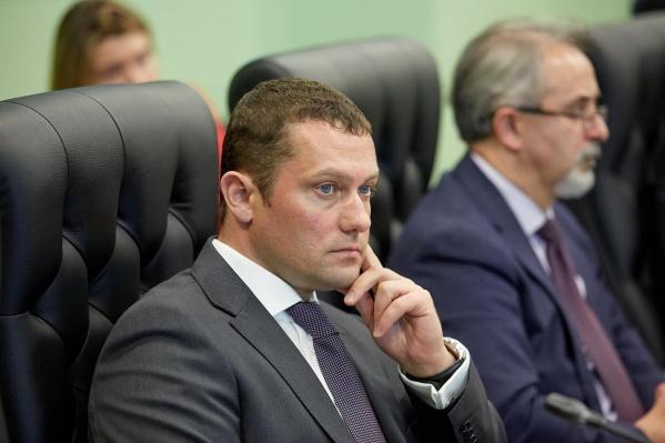 Евгений Моисеев работал директором департамента дорожного хозяйства со дня его образования в 2018 году