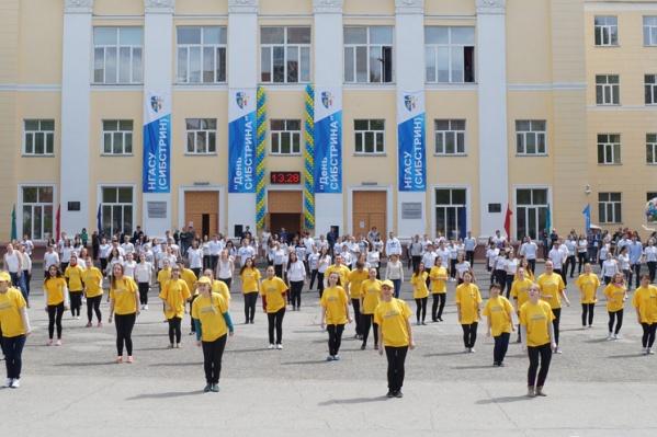 НГАСУ (Сибстрин) входит в число 50 вузов России, выпускники которых являются наиболее востребованными специалистами