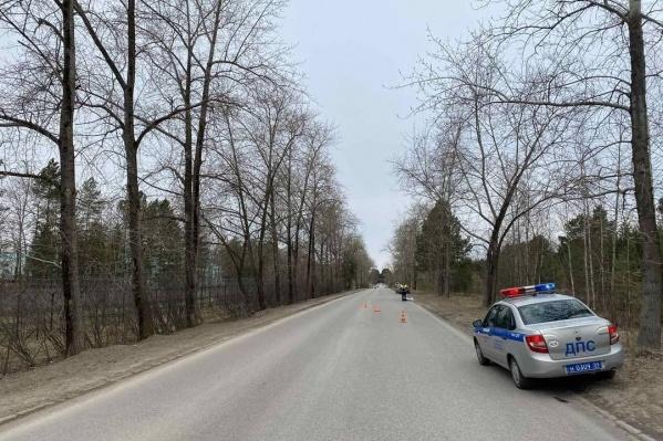 ДТП случилось в Кировском районе