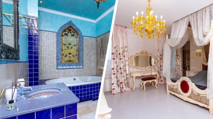 В Академгородке продают шикарную квартиру с марокканской ванной комнатой— что еще есть в жилье за 29 миллионов
