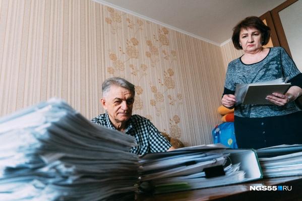 За 10 лет судебных тяжб и общения со следователем Татьяна Рябова сама неплохо начала разбираться в юридических вопросах