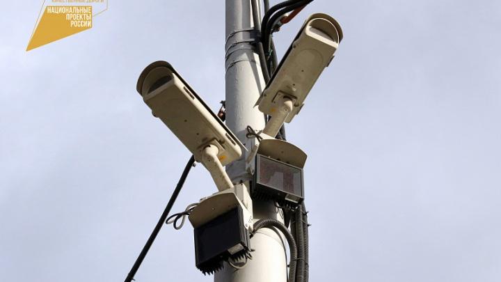 В Кемерово дорожные камеры появятся еще на 63 участках