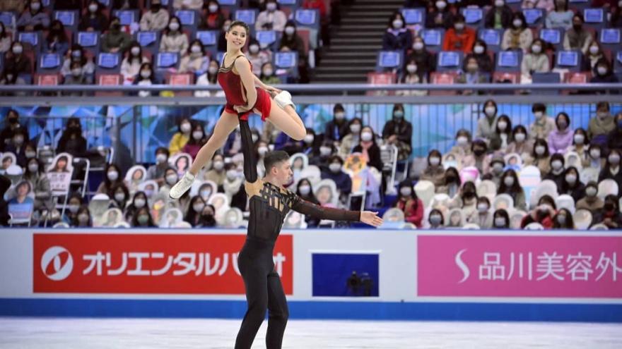 Не расслаблялся ни на минуту: фигурист из Екатеринбурга стал золотым призером командного чемпионата мира