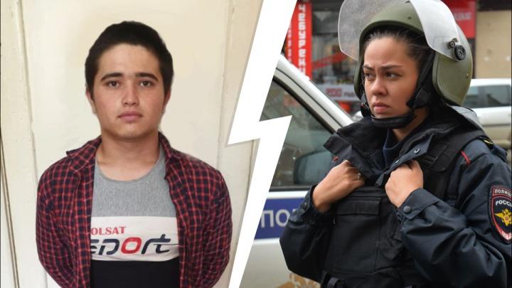 Полиция Екатеринбурга задержала южан, которые толпой избили и ограбили школьников у «Гринвича»