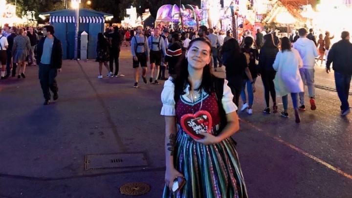 «Здесь люди не летят сломя голову»: волгоградка сбежала в Германию за знаниями и комбайнами