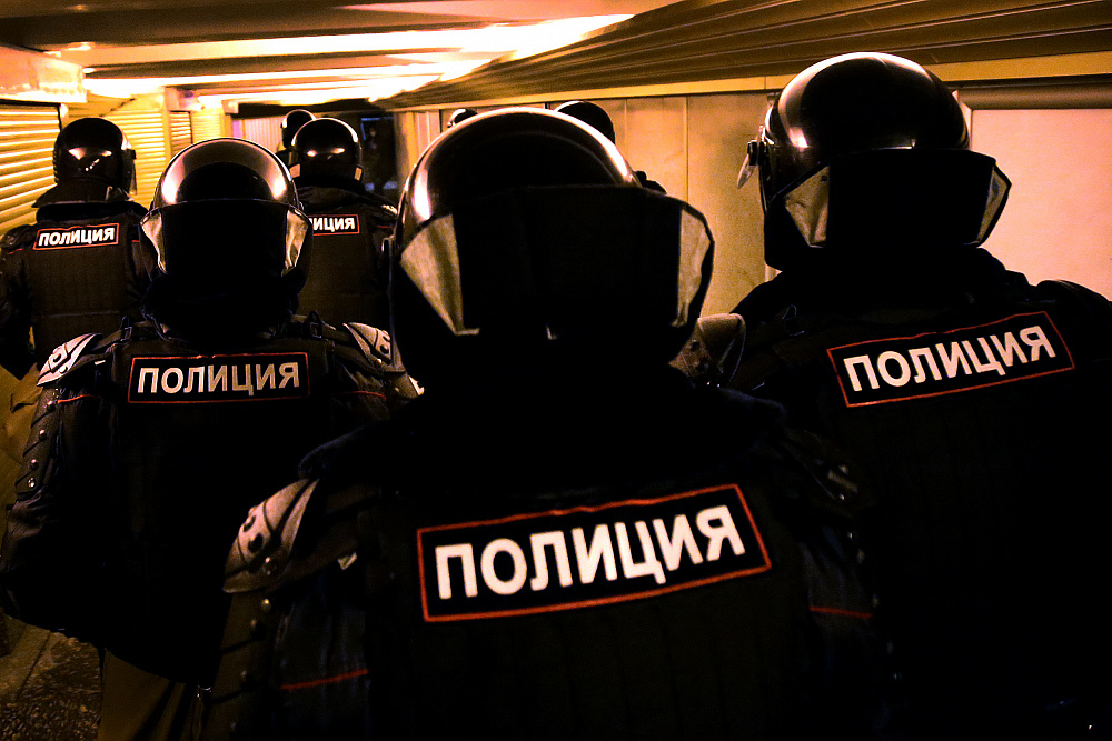 Беспощадно дави русофобию». Как личный состав полиции учат, где искать  потенциальных коллаборационистов - Общество