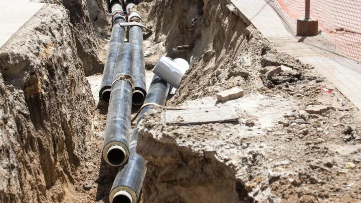 В Сочи оползень повредил магистральный водовод