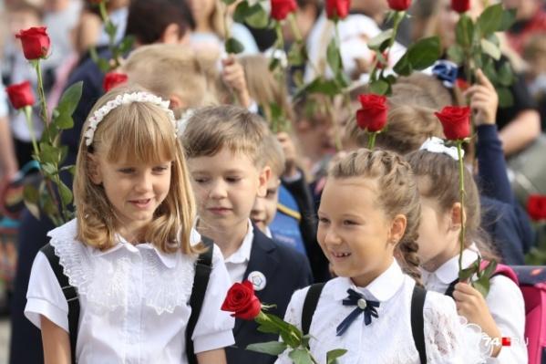 В этом году в школы Челябинска пойдут 17 тысяч первоклассников