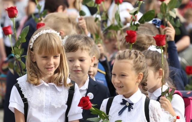 В челябинской школе набрали рекордное количество первых классов