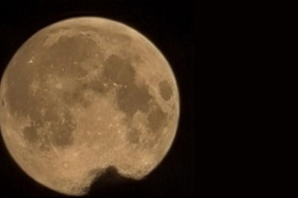 Огромную Луну можно будет увидеть и в ночь на четверг