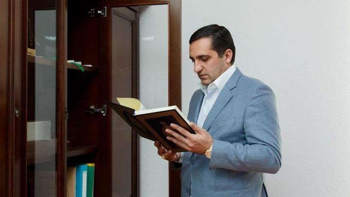 Застройщика Темура Намоева взяли под стражу за драку с водителем «Газели»