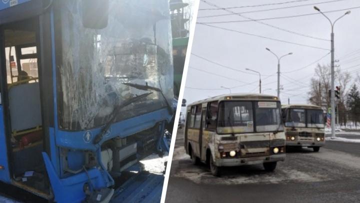 «Получаем много справедливых жалоб»: в Минтрансе Поморья оценили работу автобусов в Архангельске