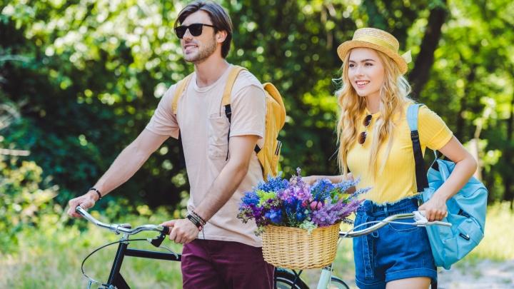 Челябинцам раздают скоростные велосипеды: как выиграть крутой байк, не вставая с дивана