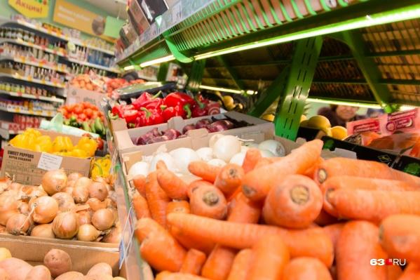Цены на морковь взбудоражили жителей региона в конце июня — начале июля