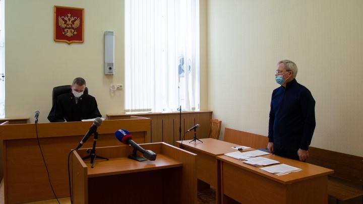 Пересмотр дела о взятке экс-главы областной налоговой Сергея Родионова отложили до 18 мая