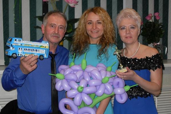 Свой бизнес Андреевы начинали в «голодные» 90-е. На первую «буханку» пришлось занимать у друзей