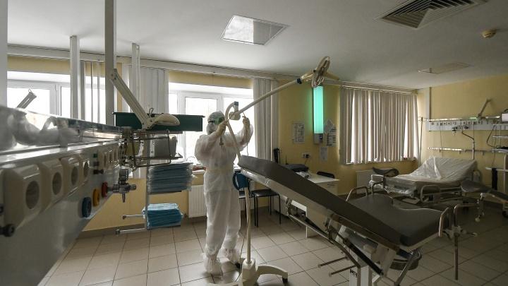 Готовимся к 4-й волне? Ковидным больницам Свердловской области купят 100 аппаратов ИВЛ