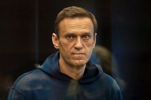 Навальный вернулся в Россию 17 января и сразу же был задержан