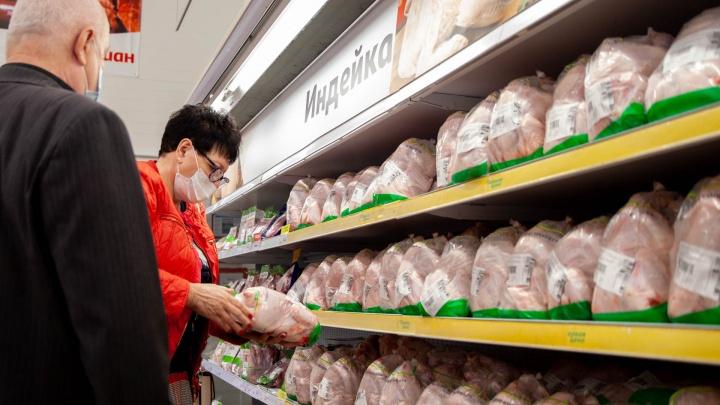 Из магазинов изымают курицу и яйца тюменской птицефабрики. Они продаются и в Свердловской области