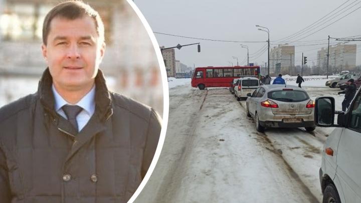 Мэр Ярославля сам оценил уборку города: «На тройку с натяжкой»
