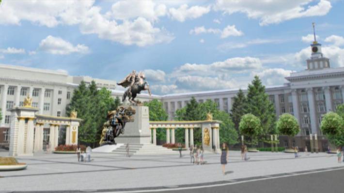 Проект реконструкции Советской площади в Уфе пересмотрят. Скульптор объяснил, что изменится и почему