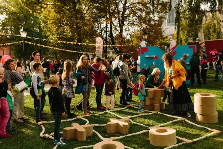 Этими снимками вдохновляются создатели парка в Мичуринском