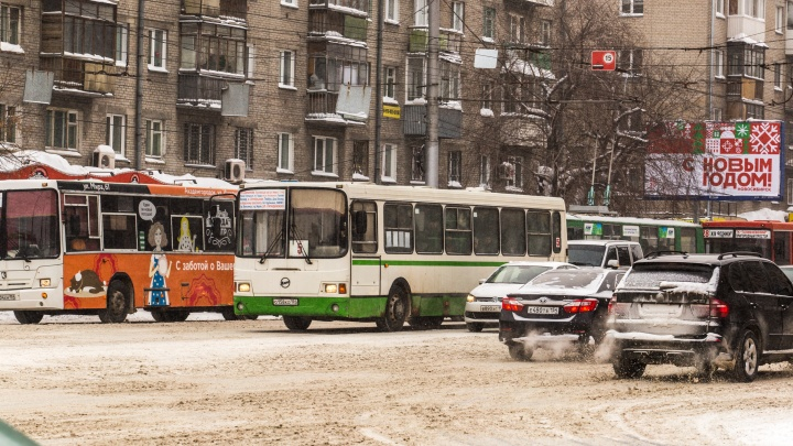 В мэрии рассказали, когда в Новосибирске начнет работать безлимитный проездной