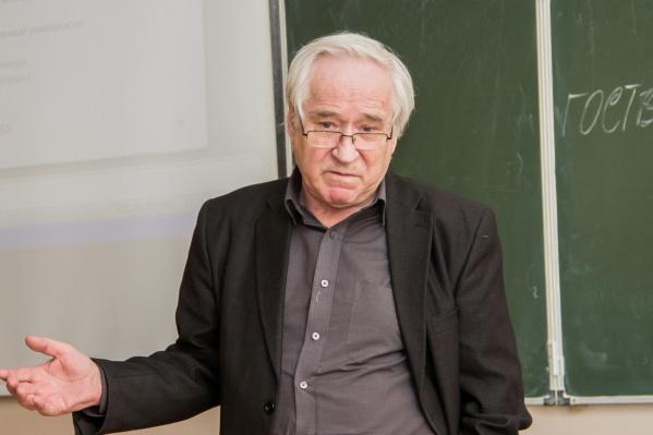 Александру Дудорову было 74 года