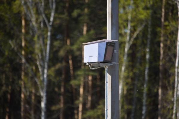 Уральские автоинспекторы сообщили, что прекратили штрафовать водителей за превышение средней скорости