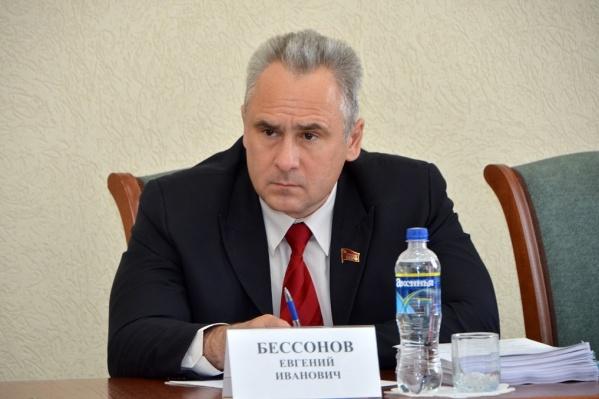 Евгений Бессонов проиграл Сергею Бурлакову