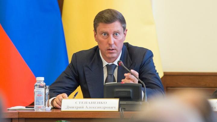 Председатель правительства Дмитрий Степаненко прокомментировал информацию о своей отставке