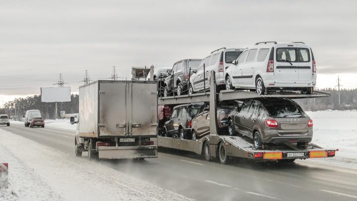 Трассу М-5 у въезда в Самару расширят
