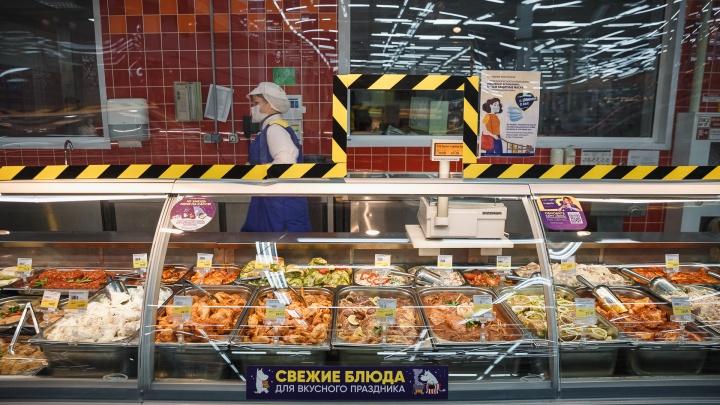 Цивилёв прокомментировал рост цен на продукты в Кузбассе. И рассказал, как власти решают эту проблему