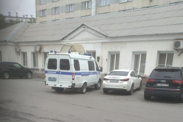 """Городская больница <nobr class=""""_"""">№ 6</nobr> попала в число «заминированных»"""