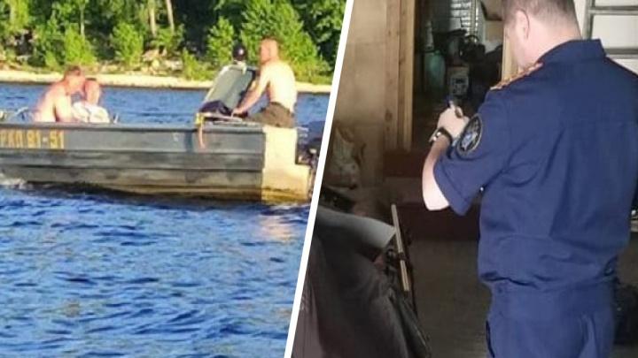 Водителю катера, который врезался в лодку с семьей на Волге, предъявили обвинение