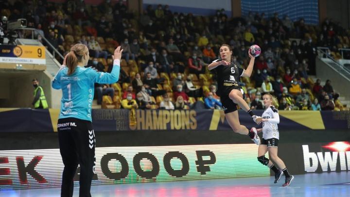 «Ростов-Дон» вышел в плей-офф Лиги чемпионов