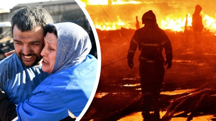 Бездомными стали 17 человек. Репортаж с пепелища после крупного пожара в Екатеринбурге