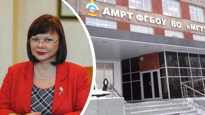 Ректор САФУ заявила о присоединении рыбопромышленного техникума, который хотели закрыть
