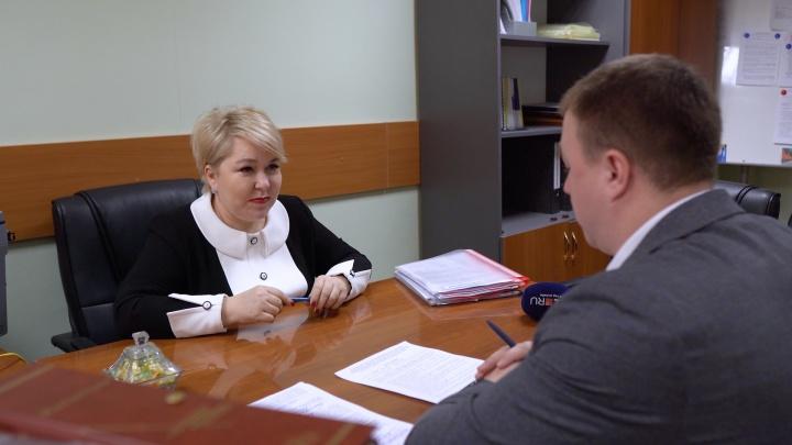 «Чужого не возьму, но свое не отдам»: экс-глава Волгограда Ирина Гусева подала документы на праймериз через «Госуслуги»