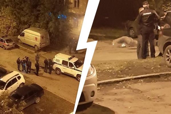 В Екатеринбурге нашли труп: возможно, это убийство