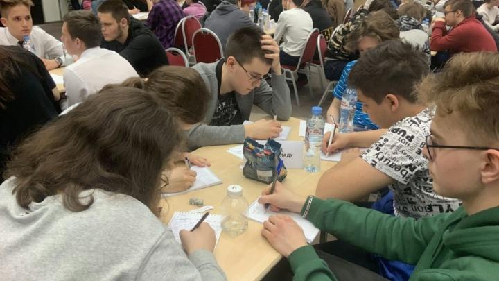 Пермские школьники победили на чемпионате России по интеллектуальным играм
